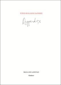 Maja Lee Langvad - Find Holger Danske Appendix - omslag