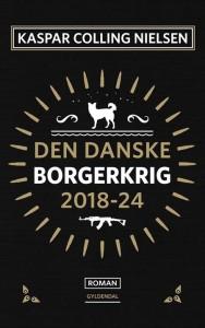 Kaspar Colling Nielsen Den danske borgerkrig_omslag